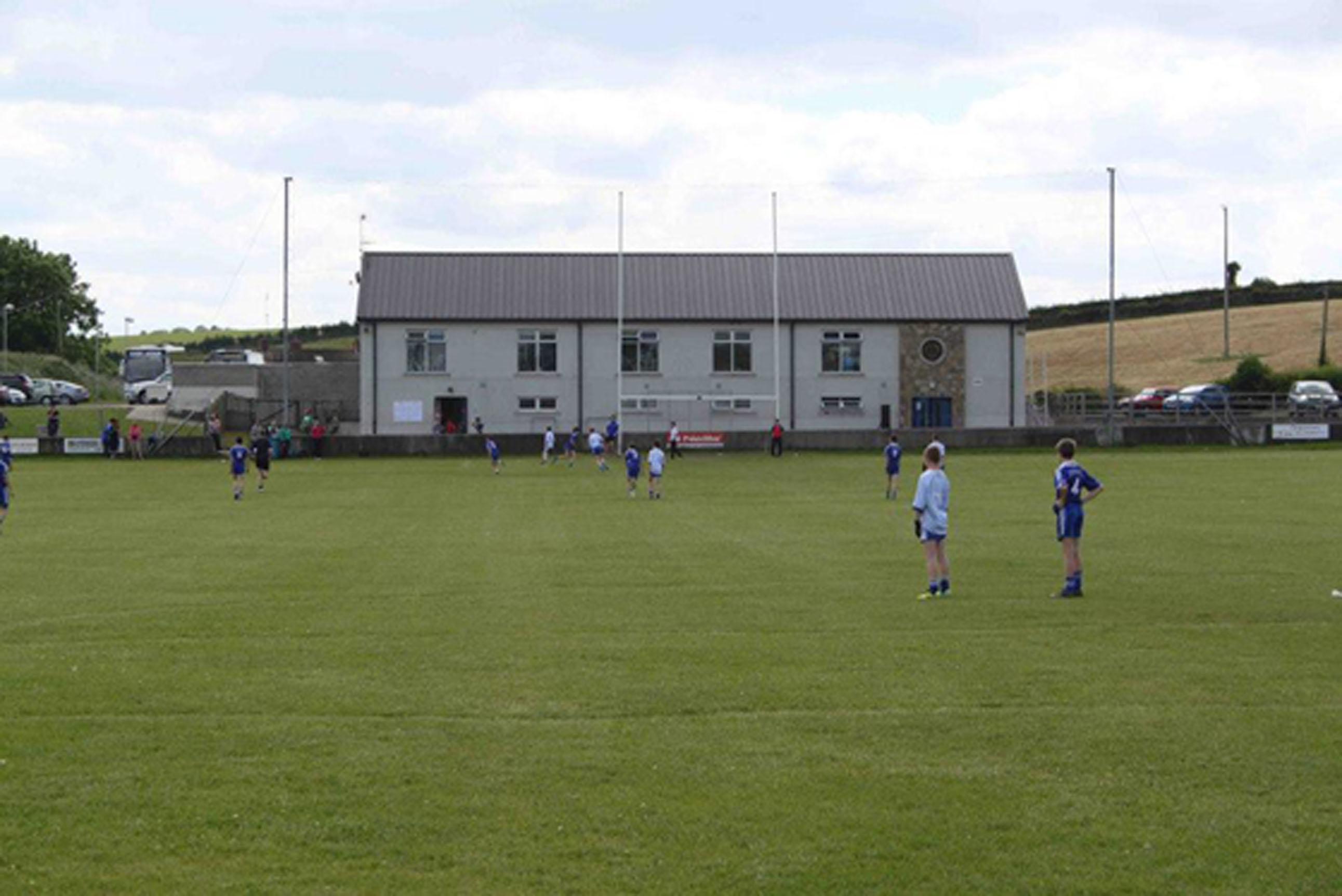 Loughinisland GAC secures coveted Club Maith award